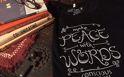 Make Peace With Words